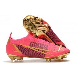 Nike Mercurial Vapor XIV Elite FG Red Golden