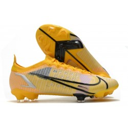Nike Mercurial Vapor XIV Elite FG Yellow Black