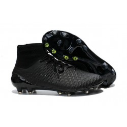 Football Boots For Men Nike Magista Obra FG all Black
