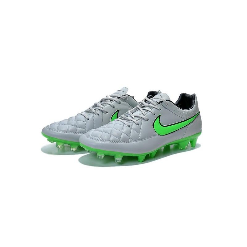 ... ireland nike football boots for men tiempo legend v fg wolf grey green strike  black maximize 95131079e0e5c