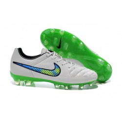 2016 Nike Tiempo Legend V FG - Best Soccer Cleats White Volt Solar Black