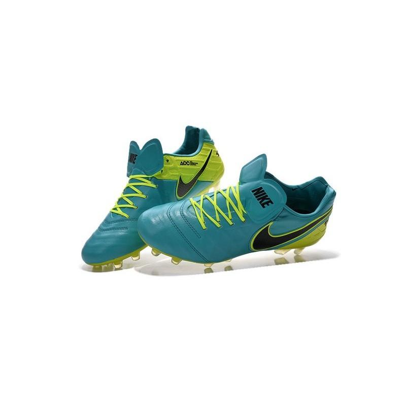new style df5da 6ebf1 New Cleats Nike Tiempo Legend VI FG Football Boots For Men ...