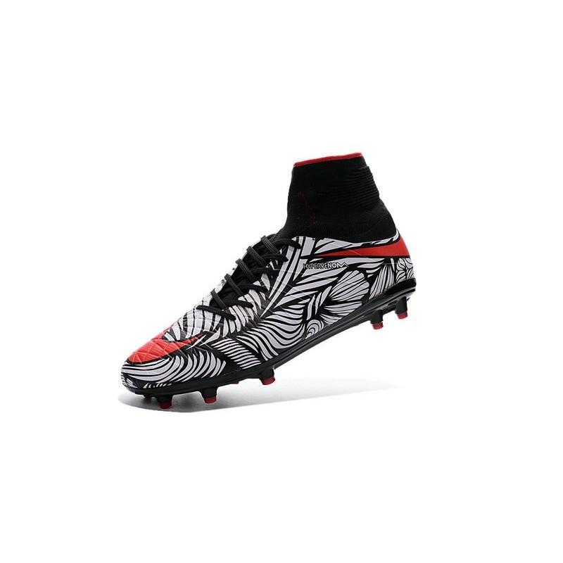 half off 3c4f4 19c53 Nike Hypervenom 2 Phantom Men's Nike Football Cleats Black ...