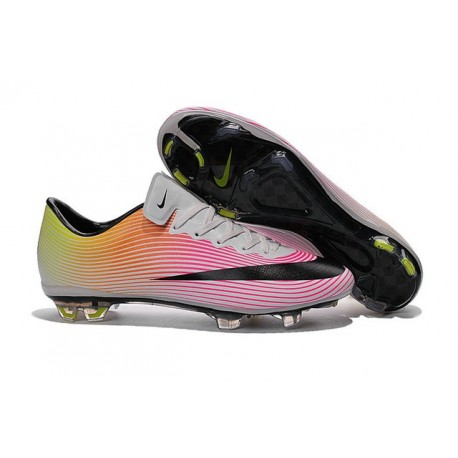sneakers for cheap 7707a 15a94 2016 Nike Mercurial Vapor X FG - Soccer Cleats For Men White ...