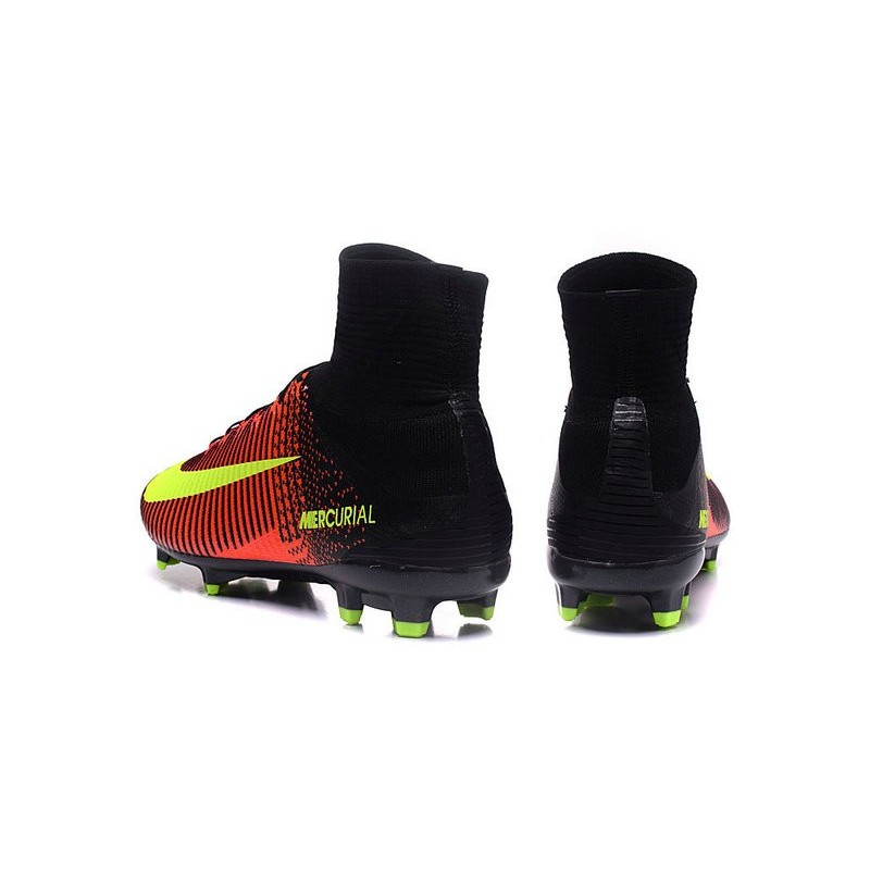 super populaire f527f 3abc6 Cleats 2016 - Shoes Nike Mercurial Superfly V FG Total ...