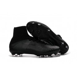New Soccer Cleats - New Nike Mercurial Superfly 5 FG all Black
