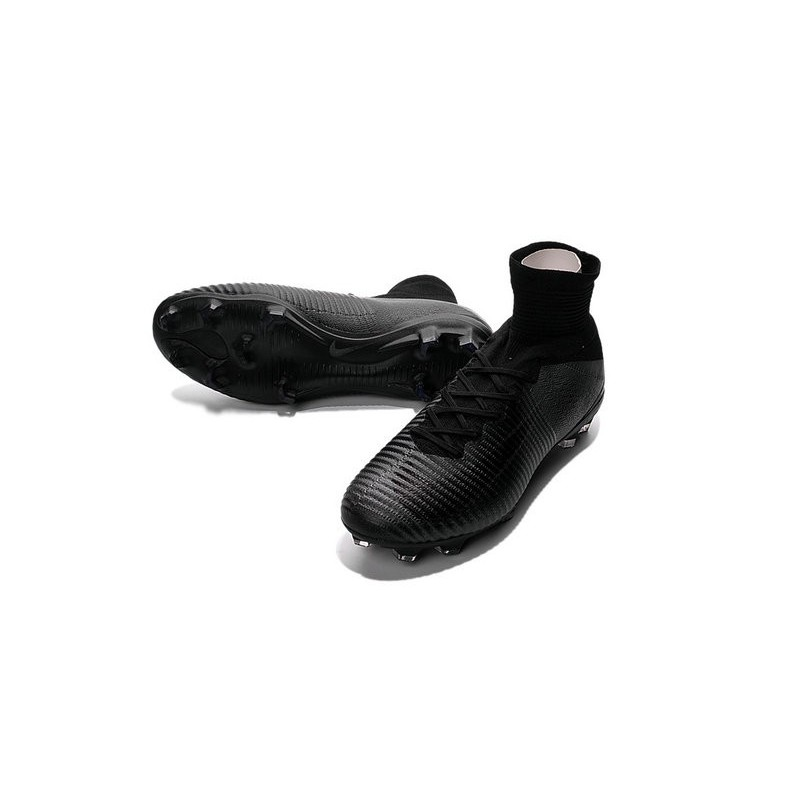 nike all black soccer cleats