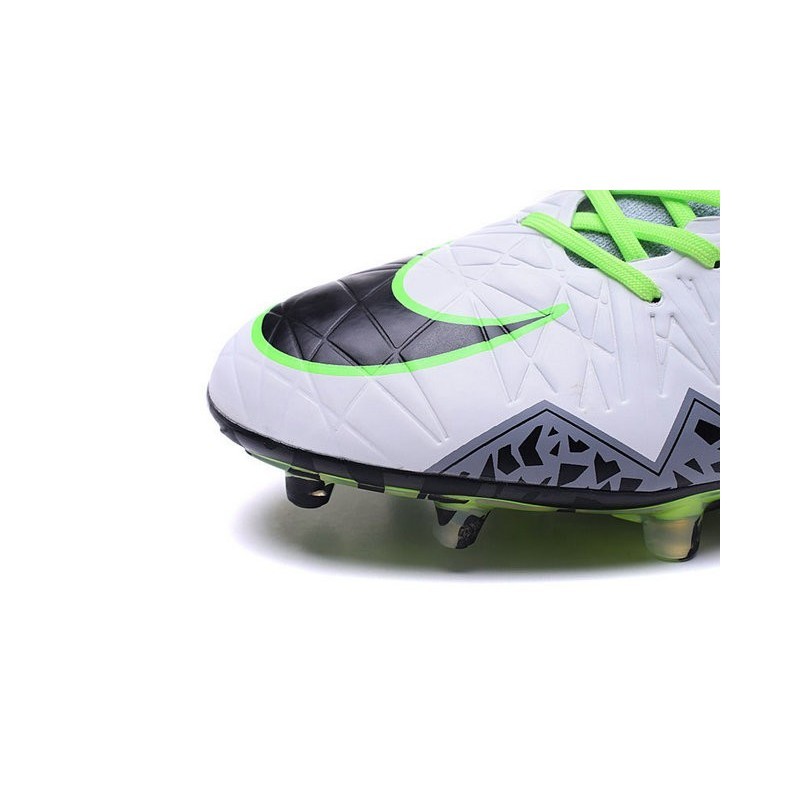 finest selection e2c23 62486 Nike Hypervenom 2 Phantom Men's Nike Football Cleats White ...