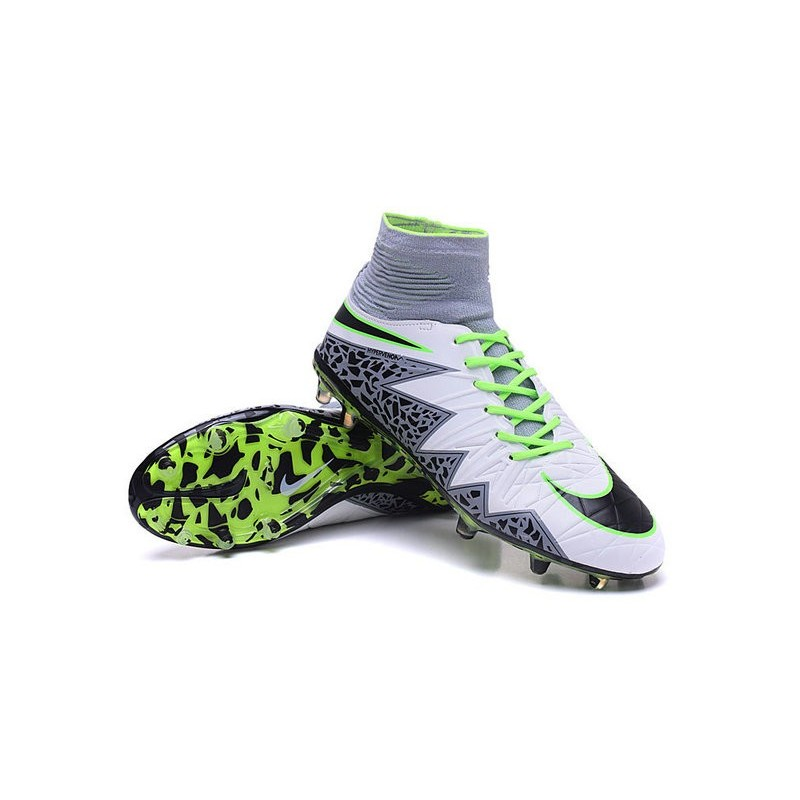 finest selection 25789 7ec32 Nike Hypervenom 2 Phantom Men's Nike Football Cleats White ...