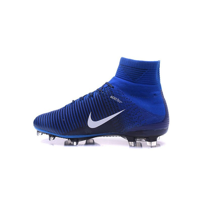 new soccer cleats new nike mercurial superfly 5 fg blue. Black Bedroom Furniture Sets. Home Design Ideas