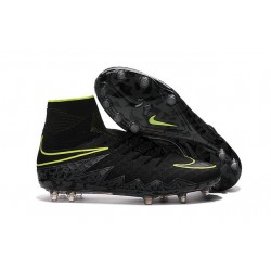 Nike Hypervenom 2 Phantom Men's Nike Football Cleats Black Volt