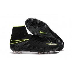 Nike Hypervenom 2 Phantom Men's Nike Football Cleats Black Volt