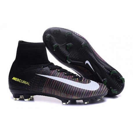 New Soccer Cleats - New Nike Mercurial Superfly 5 FG Black White