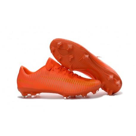 Shoes For Men - Nike Mercurial Vapor 11 FG Soccer Football Orange