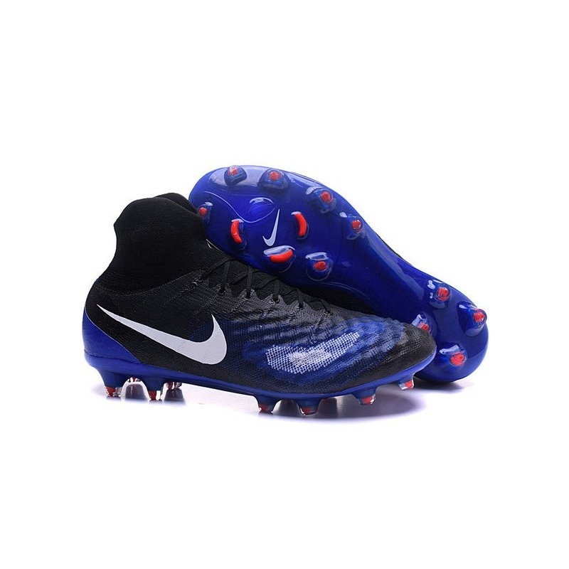 2016 Nike Magista Obra Ii Fg Soccer Cleats For Men Black