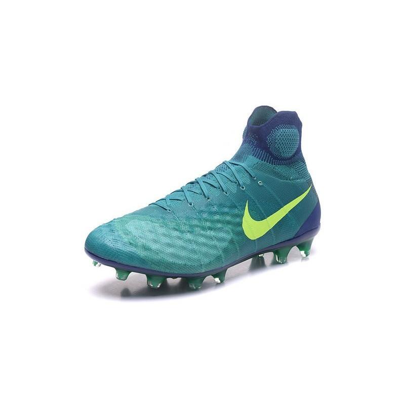 new concept 0b38d 1d1e7 2016 Best Nike Magista Obra II Soccer Shoes Rio Teal Volt Obsidian Clear  Jade
