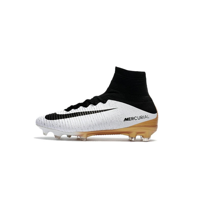 low priced 0f2aa d281c New Soccer Shoes - Shoes Nike Mercurial Superfly V FG White ...