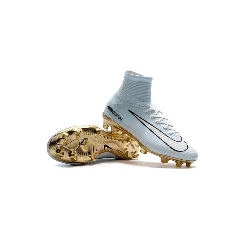 new style 7be60 94eb3 Football Cleats For Men - Nike Mercurial Superfly 5 FG CR7 ...