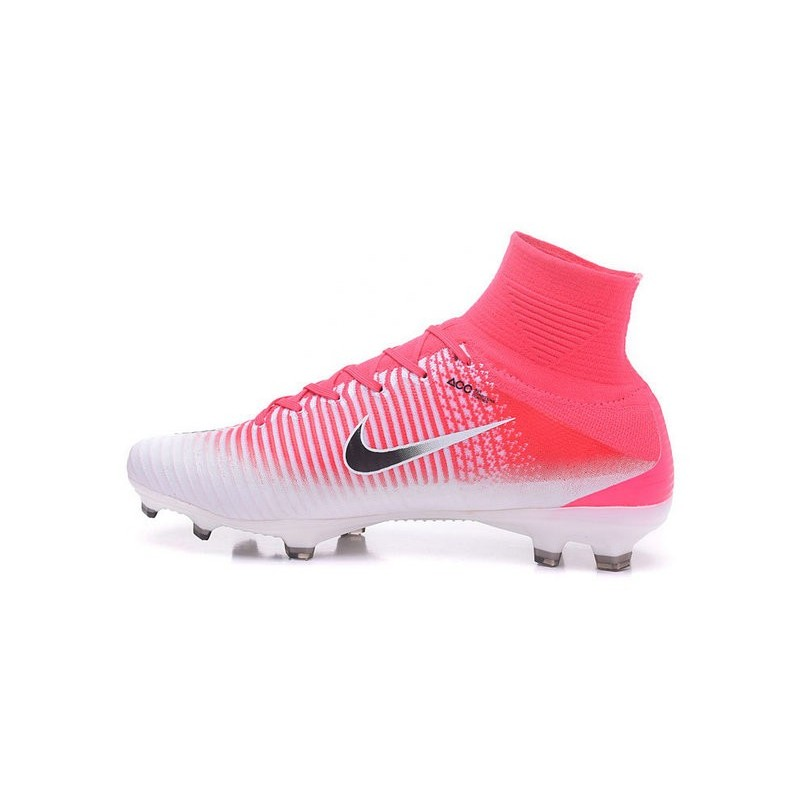 football cleats for men nike mercurial superfly 5 fg red white black. Black Bedroom Furniture Sets. Home Design Ideas