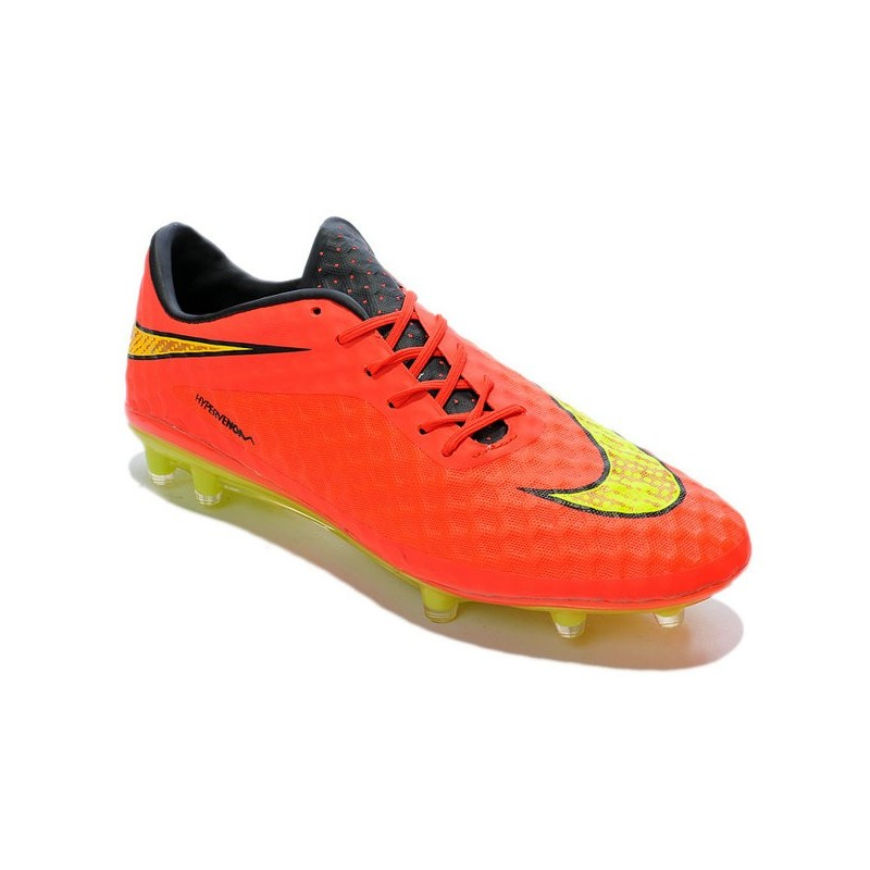 6df5e1bc6e8 nike hypervenom phantom fg soccer cleats mens shoes fifa world cup brazil  crimson volt hyper punch