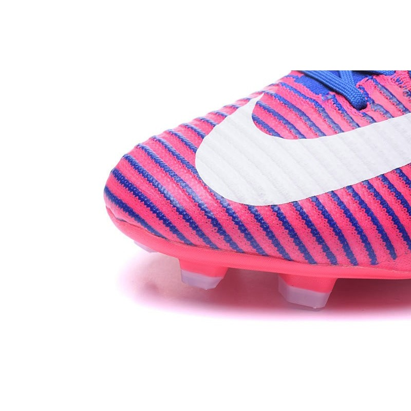 buy popular 1c9e7 dd16d High Top Nike Mercurial Superfly 5 FG Soccer Cleats Pink ...