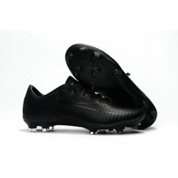 Shoes For Men - Nike Mercurial Vapor 11 FG Soccer Football All Black