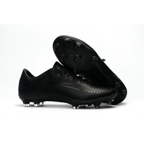 a4bbda6041b4 Shoes For Men - Nike Mercurial Vapor 11 FG Soccer Football All Black