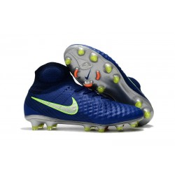Nike Magista Obra 2 FG Firm Ground Football Boots Deep Blue