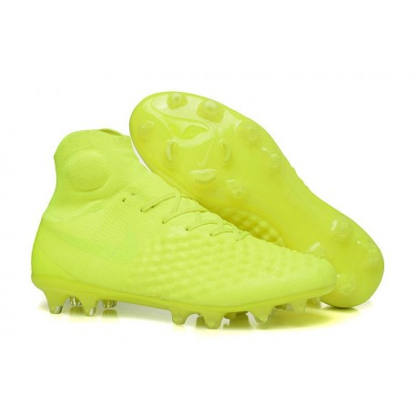 Nike Magista Obra 2 FG Firm Ground Football Boots Volt