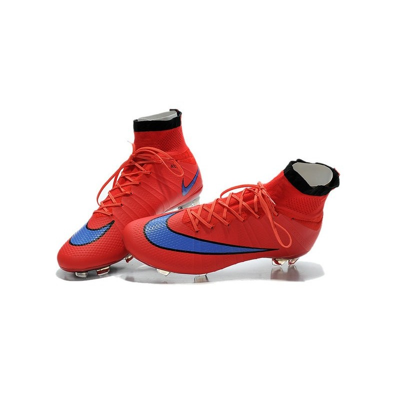 cheap for discount 1e448 dca05 Men's Nike Mercurial Superfly IV FG Soccer Shoes Bright ...