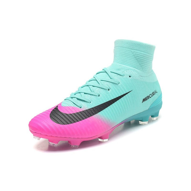 nike mercurial superfly v fg 2017 new football boots pink. Black Bedroom Furniture Sets. Home Design Ideas