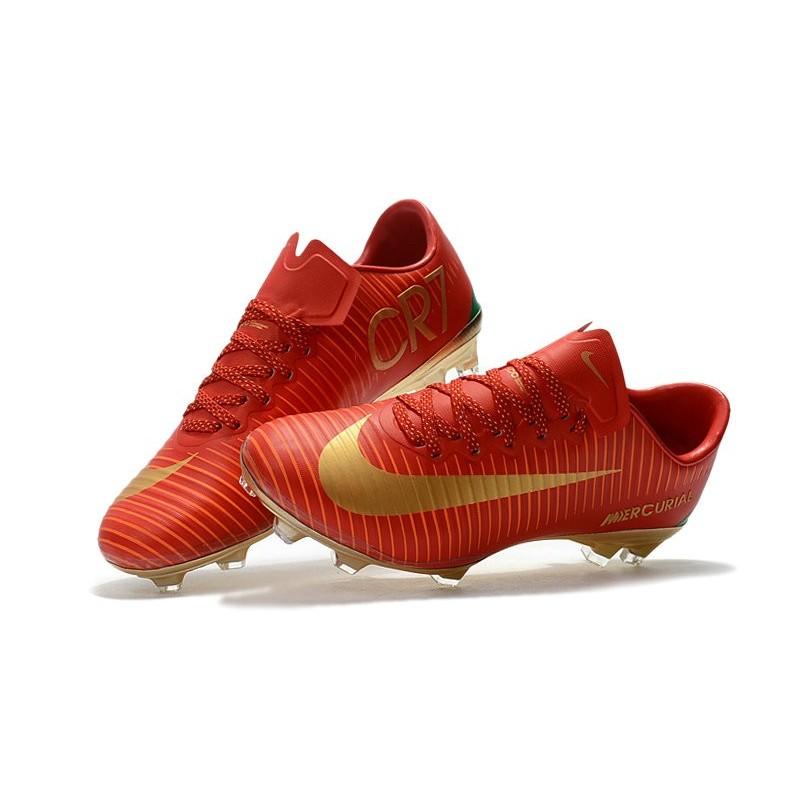 Nike Mercurial Vapor XI FG ACC 2017 Soccer Shoes - CR7 ...