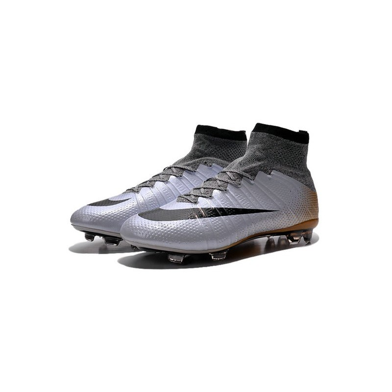 cheaper 74e9b 67af6 italy 2016 best nike mercurial superfly iv fg soccer shoes r500 silvery  black gold 5edcd 9ffc7