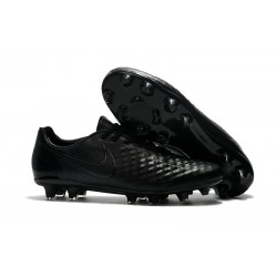 New Nike Magista Opus II Men's Firm-Ground Soccer Cleats All Black