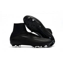 Nike Mercurial Superfly V FG 2017 New Football Boots Black