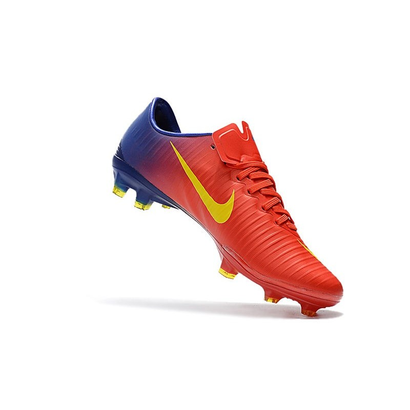 39ff28fc67300 Nike Mercurial Vapor XI FG ACC 2017 Soccer Shoes - Barcelona Red Blue  Yellow Maximize. Previous. Next