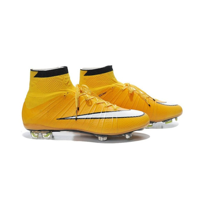 factory price 2f41c 0a207 mercurial superfly iv yellow