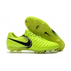 Nike Tiempo Legend VII FG FG Soccer Shoes - Low Price Volt Black