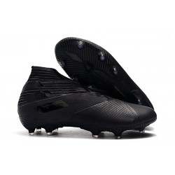 Adidas Nemeziz 19+ FG Soccer Cleats Core Black