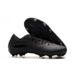 adidas Nemeziz 19.1 FG Soccer Shoes Black