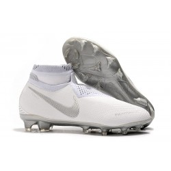 Nike Boots Phantom VSN Elite Dynamic Fit FG White