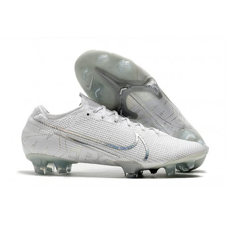 Nike Mercurial Vapor XIII Elite FG White/Chrome/Metallic Silver
