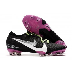 Nike Mercurial Vapor XIII Elite FG Black Purple White