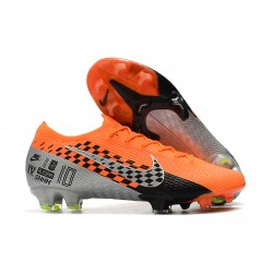 Nike Mercurial Vapor XIII Elite FG Orange Chrome Black