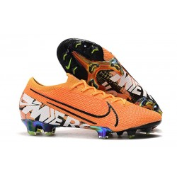Nike Mercurial Vapor XIII Elite FG Orange White