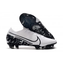 Nike Boots Mercurial Vapor 13 Elite FG White Black