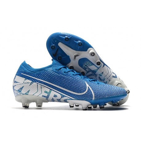 Nike Mercurial Vapor 13 Elite AG-Pro Cleats New Lights Blue White