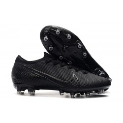 Nike Mercurial Vapor 13 Elite AG-Pro Cleats Black