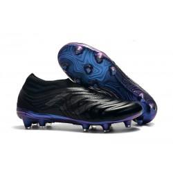 adidas Copa 19+ FG Soccer Cleats Core Black