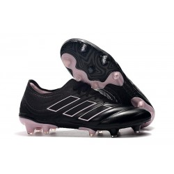 adidas Copa 19.1 FG Soccer Boots Black Pink